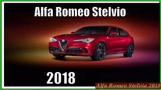 Alfa Romeo Stelvio 2018 - The 2018 Alfa Romeo Stelvio Performance And Reviews