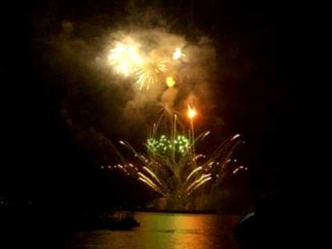 Vancouver fireworks 25.07.2009
