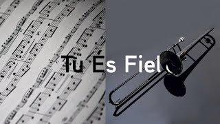 Tu És Fiel, Senhor - Clássicos do Gospel - Partitura para Trombone (COVER) - GRÁTIS