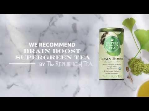 Ginkgo Biloba in Tea