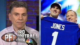 Pat Shurmur, New York Giants seem set for QB competition   Pro Football Talk   NBC Sports