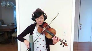 Mrs Potato Head Melanie Martinez Violin Cover