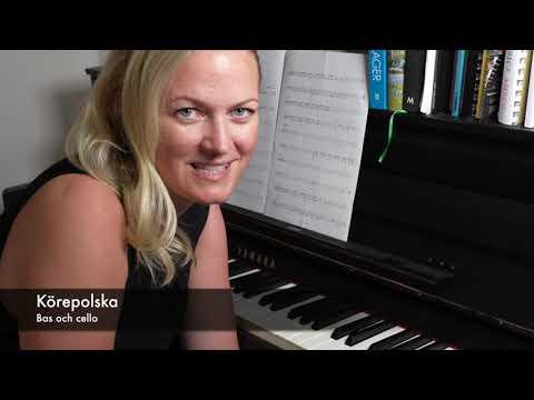 Körepolska (Bas och cello)