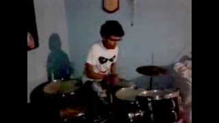 Odisseo ingenuos bateria (cover)