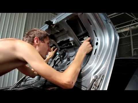 Ремонт кнопки привода багажника замена на кнопку с мыши фольксваген пассат б5 Volkswagen Passat B5