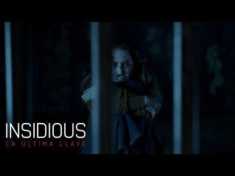 INSIDIOUS: LA ÚLTIMA LLAVE. Los miedos son reales. En cines 5 de enero.