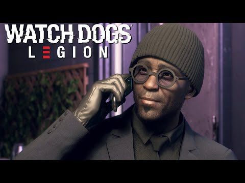 WTFF::: New PC gameplay footage surfaces for Watch Dogs: Legion