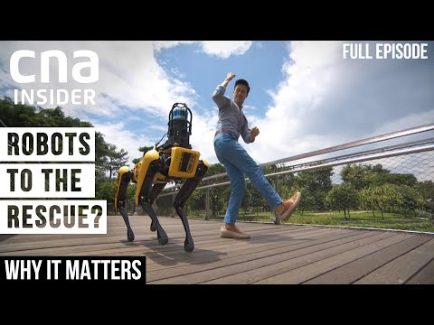 Social Distancing Robot? Innovations In A Pandemic   Why It Matters 4   Full Episode