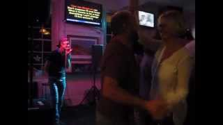 Cover of Slide - Karaoke Kangaroo Valley - Aaron