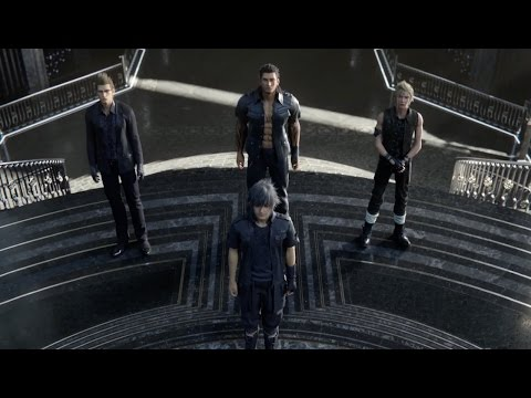 Final Fantasy XV Official Ride Together Launch Trailer
