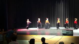 Ayelen bailando-Comeme (chambao)