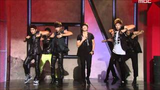 Infinite : Be Mine - 인피니트 : 내꺼하자, Music Core 20110723