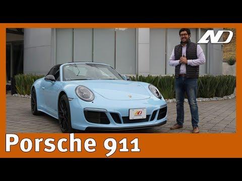 Porsche 911 Targa 4 GTS - EI auto perfecto si existe, pero cuesta mucho.