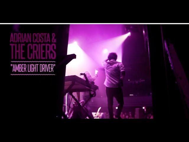 Video oficial de Amber Light Driver de The Criers