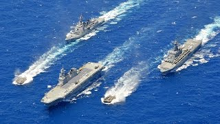 Japanese Navy 2015
