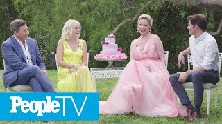 The Cast Of '27 Dresses' On The 'Benny And The Jets' Karaoke Scene | PeopleTV | Entertainment Weekly