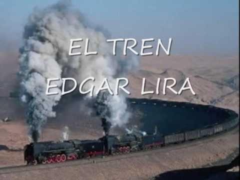 La Estacion de Edgar Lira Letra y Video