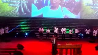 Donnie McClurkin Live Ministration at the Citadel And Towers, House on the Rock, Abuja