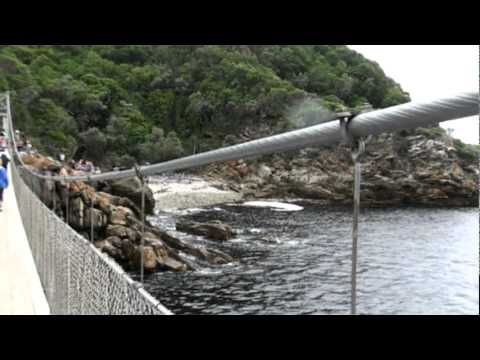 South Africa – Part 27 – Storms River Bridge