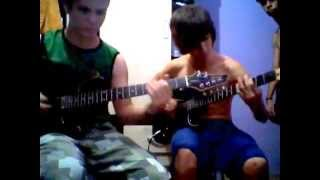 Black Veil Brides - Perfect Weapon - DualGuitar Cover