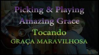 Amazing Grace ~ Graça Maravilhosa  / The Allen Brothers