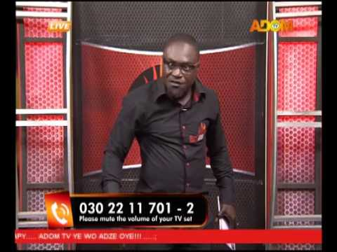 Commentary Position - Fire 4 fire on Adom TV (9-2-16)