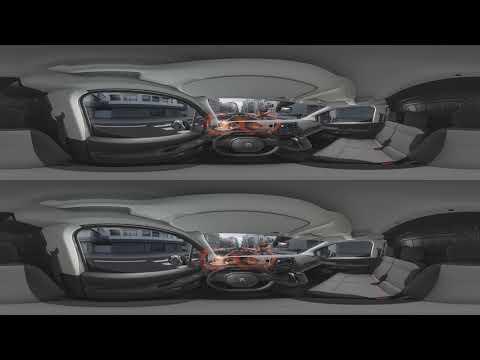 PEUGEOT PARTNER – 360 VR Video: Active Safety Brake