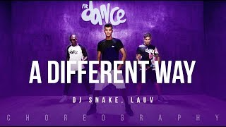A Different Way - DJ Snake, Lauv | FitDance Life (Coreografía) Dance Video
