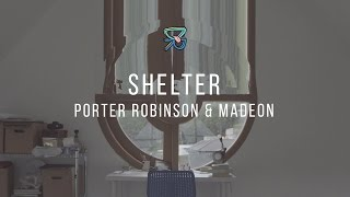 Porter Robinson & Madeon - Shelter (Unofficial Music Video) | Dareview
