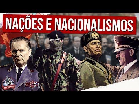Os conceitos de NAÇÃO e NACIONALISMO - Conceitos Históricos
