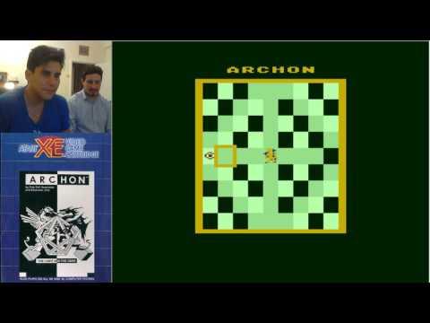 Transmisión en directo de El juego del recuerdo ARCHON