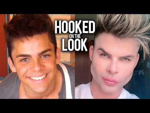 Brazilian Ken Doll Spends K On 'Perfect' Face | HOOKED ON THE LOOK