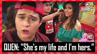 """ENRIQUE GIL TO LIZA SOBERANO: """"She's my life and I'm hers."""""""