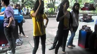 Jaycee & Idona X-Box Dance