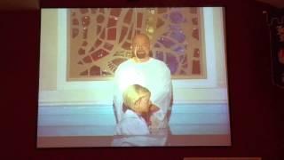 Sarah Hunt's Baptism