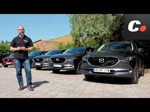 Mazda CX-5 2017 SUV | Primera prueba / Test / Review en español | Coches.net
