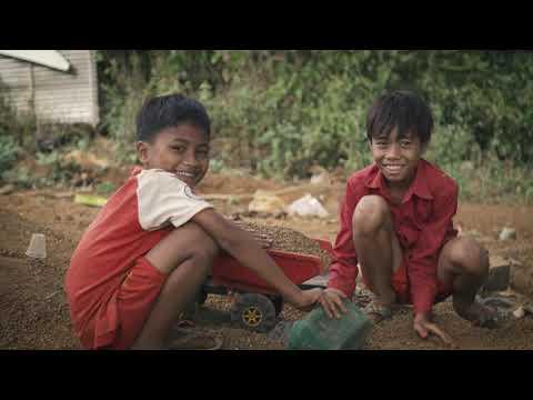 Für eine bessere Welt - Lyreco for education in Kambodscha