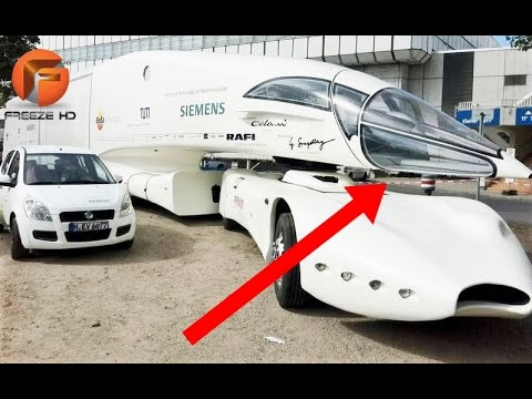 8 MOST EXTREME VEHICLES EVER MADE Poster
