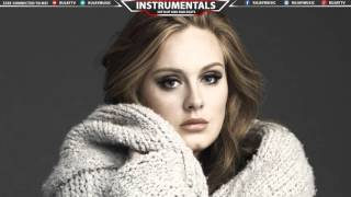 Adele Type Piano Instrumental 2016 - Lost Connections | JMK #Instrumentals