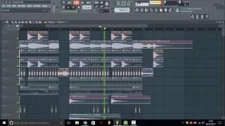 Timmy Trumpet & Krunk! - Al Pacino (FL Studio Remake + FLP)