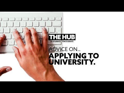 Current Students' Advice on Applying to University