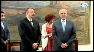 President Ilham Aliyev met with Speaker of the Hellenic Parliament Vangelis Meimarakis