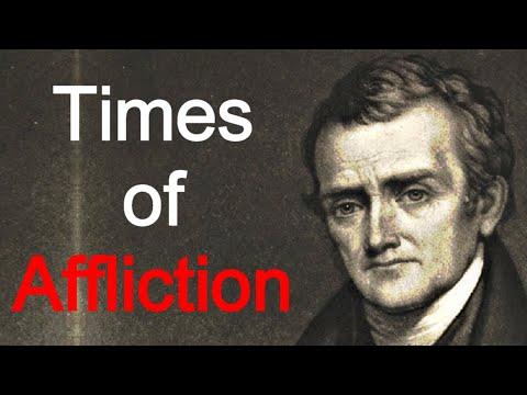 Times of Affliction - Archibald Alexander