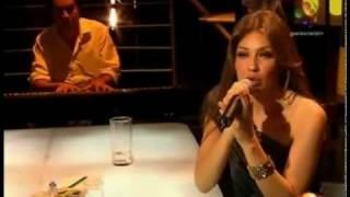 Thalia Que Sera De Ti Live Noticias De Adela! HQ