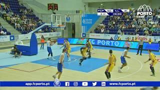 Basquetebol: FC Porto-Illiabum, 76-80 (LPB, 1.ª jornada, 07/10/17)
