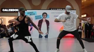 Alessio Gaudino & Andreas Müller - Rovigo - 04/09/2016