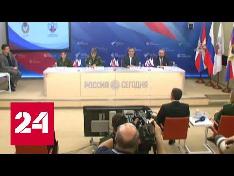 Россия впервые в истории примет чемпионат мира по боксу среди военнослужащих