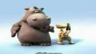 Happy Hippo Siciliano Video Clip.3gp