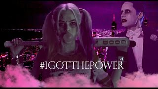 🔹Harley Quinn & The Joker - Power