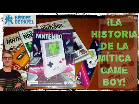 Reseñas de Papel: La historia de Nintendo Vol 4 (Florent Gorges) Héroes de Papel